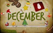 Διαιτολόγιο Δεκεμβρίου 2017