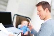 Μπαμπάς χωρίς δουλειά… Τώρα τι γίνεται;